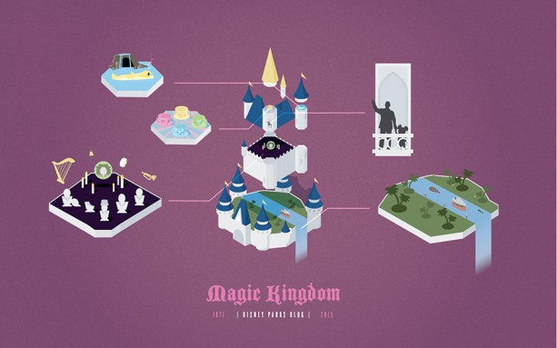 Celebrate Magic Kingdom Park's Anniversary With Our Latest Wallpaper