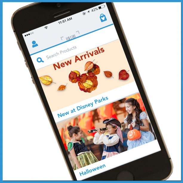 New Delivery Options and Free Shipping Limited Time Offer Coming to Shop Disney Parks App