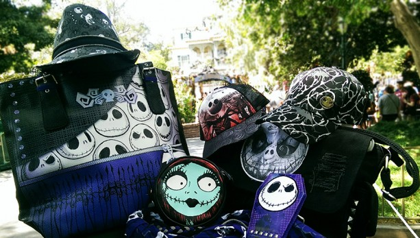 First Look at New 'Tim Burton's The Nightmare Before Christmas' Merchandise at Disney Parks