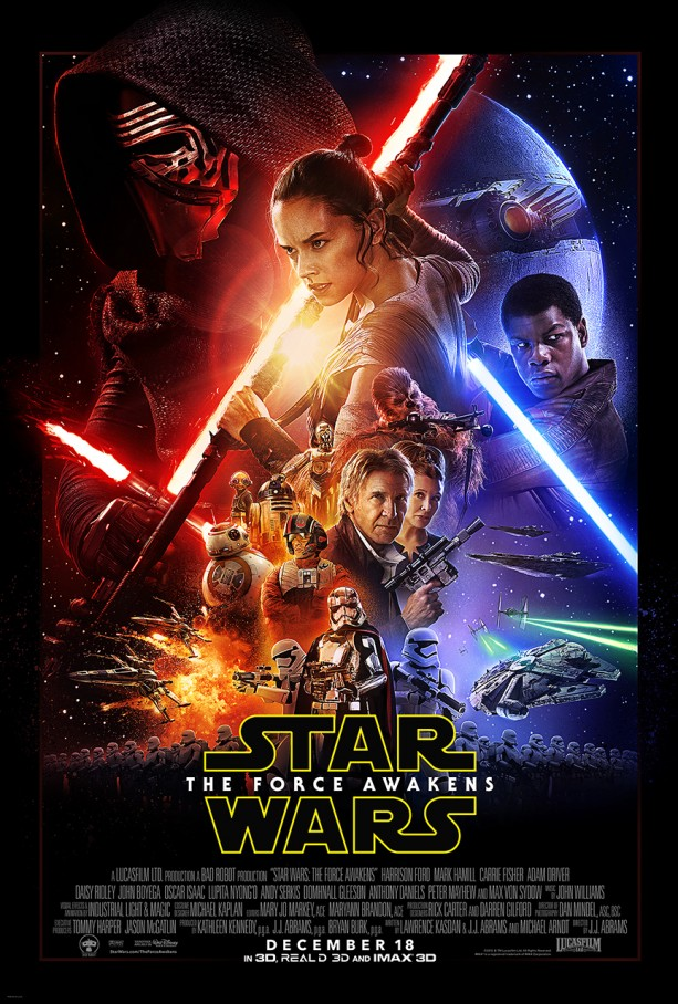 """""""Star Wars: The Force Awakens"""" Opening Night Event Planned For Disney Springs AMC Theatres in Florida"""