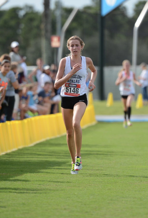 Senior Wins Disney Cross Country Classic Four Consecutive Years