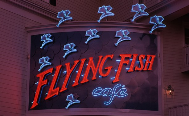 Flying Fish Café at Disney's BoardWalk to Be Reimagined in 2016 at Walt Disney World Resort