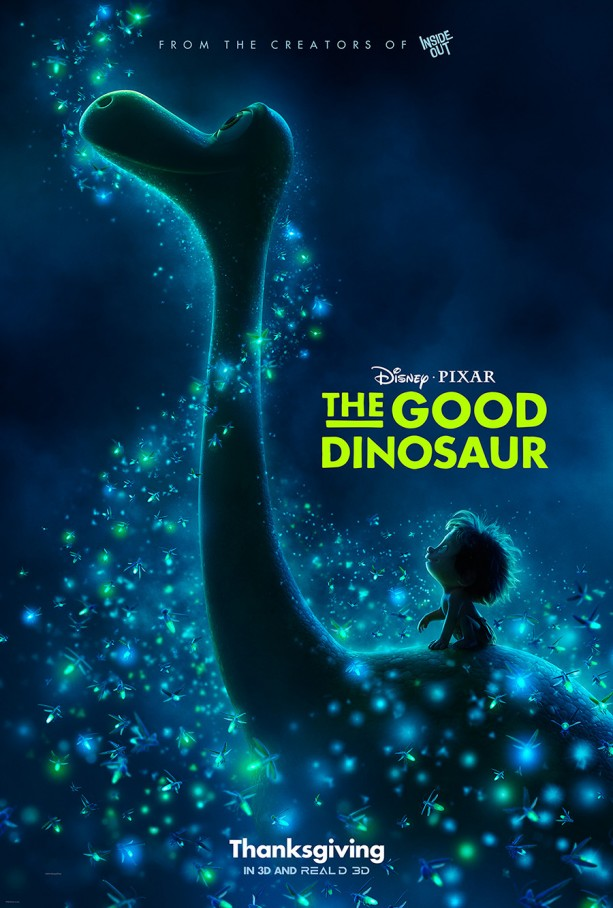 Preview Scenes from Disney٥Pixar's 'The Good Dinosaur' at Disney Parks Starting October 16