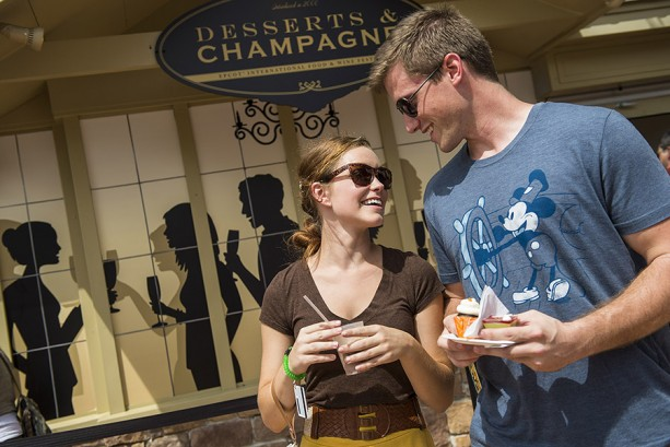 Book an Ultimate Day at Epcot International Food & Wine Festival