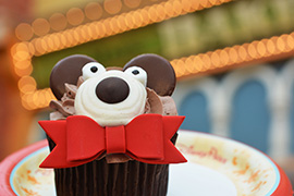 Yummy Treats for Mickey's Very Merry Christmas Party in Magic Kingdom at Walt Disney World Resort
