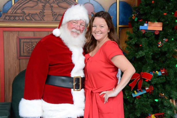 Santa Claus Has Come to Town at Disney Springs Marketplace