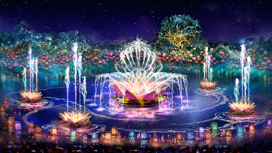 New Details Unveiled on Disney's Animal Kingdom's 'Rivers of Light'