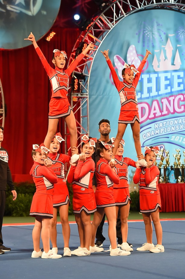 NFL Stars of Tomorrow and Top Cheer & Dance Teams Battle at ESPN Wide World of Sports Complex