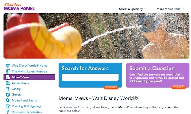 Moms Panel Monday: Making Magic for All In the Family at Walt Disney World Resort