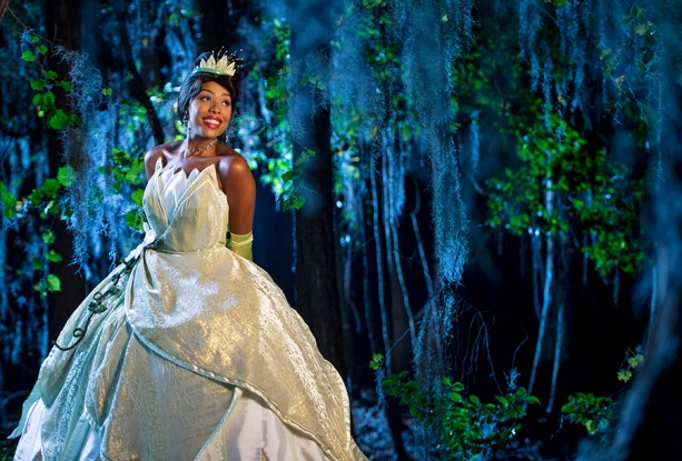PHOTO GALLERY: Special Images of Tiana from 'The Princess & The Frog'