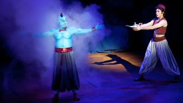 Celebrate 'Disney's Aladdin – A Musical Spectacular' at the Disney Parks Blog 'Aladdin' Meet-Up at Disney California Adventure Park