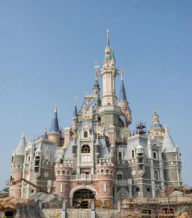 This Week in Disney Parks Photos: Enchanted Storybook Castle at Shanghai Disney Resort