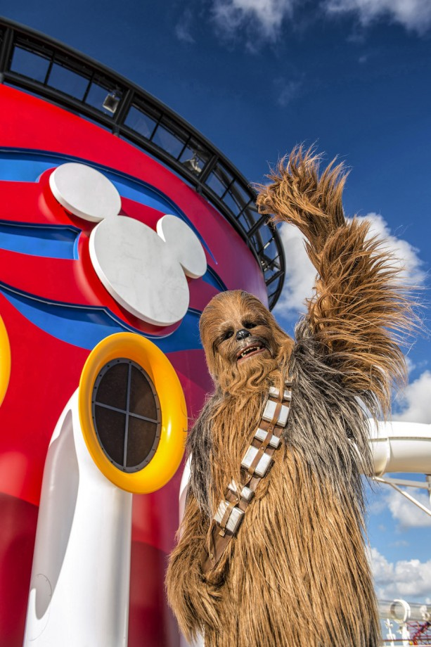 Experience the Force: First Look at Star Wars Day at Sea on the Disney Fantasy