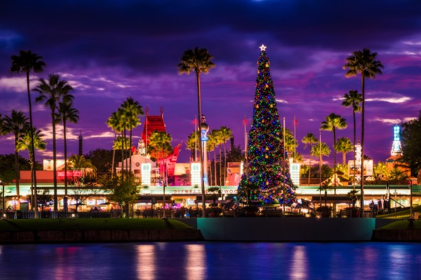 Disney Parks After Dark: Disney's Hollywood Studios Glitters for the New Year