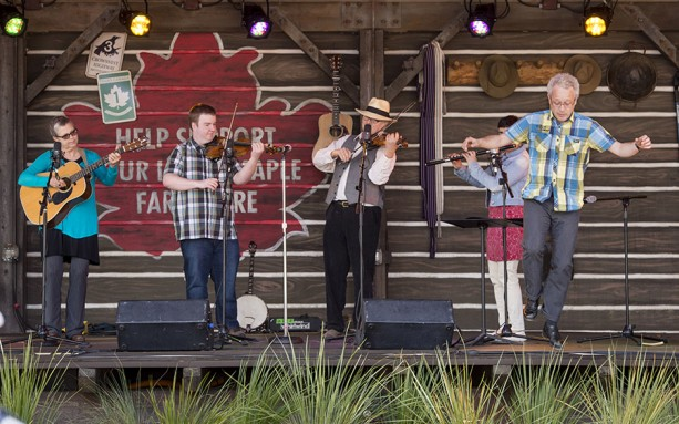 TradNation Brings a French Canadian Musical Tradition to Epcot