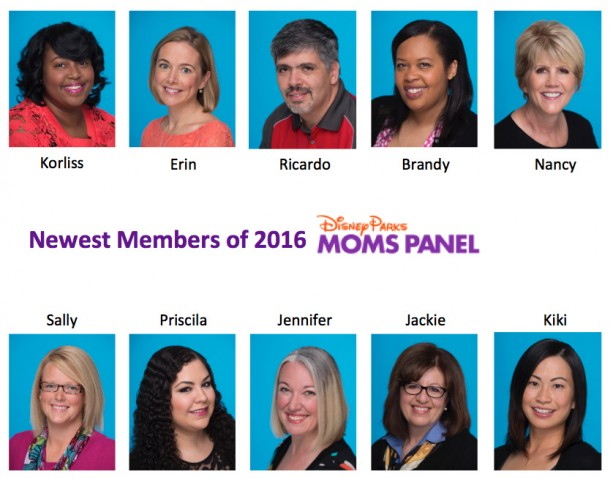 New Year – New Disney Parks Moms Panel
