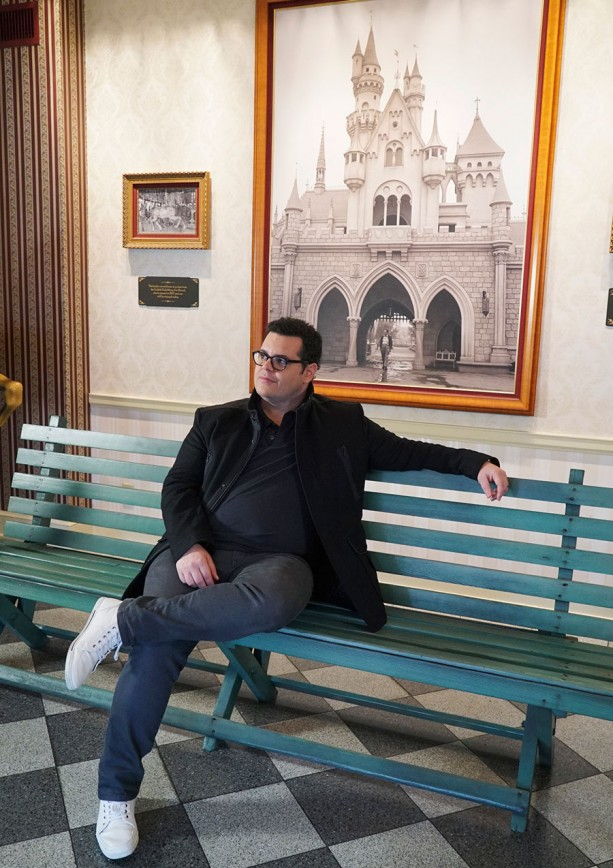 Josh Gad Takes Viewers to Rarely Seen Places at Disneyland Park During 'The Wonderful Disney: Disneyland 60' February 21 on ABC