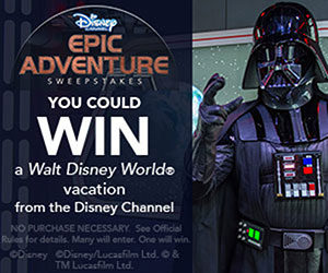 #DisneyTweens: Enter for a Chance to Win Walt Disney World Vacation, Cinderella Castle Suite Sleepover, Meet & Greet With Disney Channel Stars