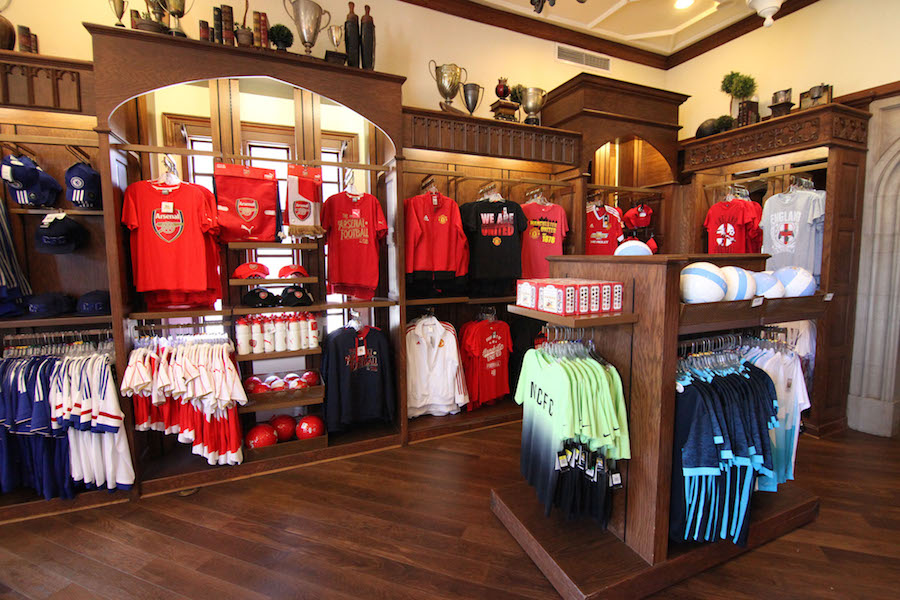 A World Showcase of Unforgettable Shopping at Epcot – United Kingdom Pavilion