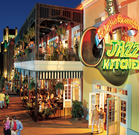 Downtown Disney District Celebrates Mardi Gras at the Disneyland Resort with Special Music, Menus at House of Blues and Ralph Brennan's Jazz Kitchen