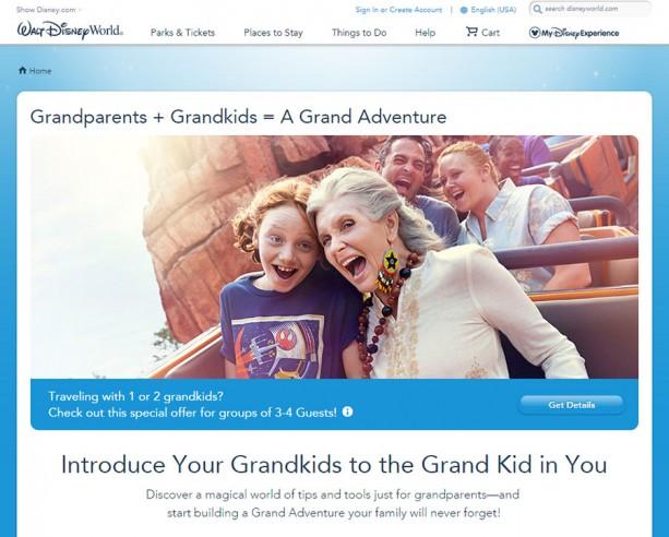 #DisneyGrandAdventure: Multigeneration Vacation Planning Made Simple