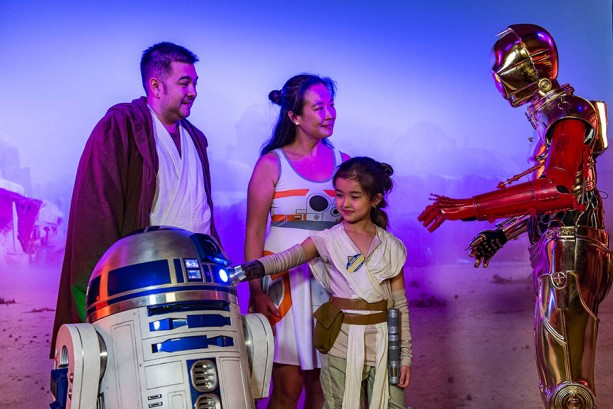 Top Five: Star Wars Day at Sea on the Disney Fantasy