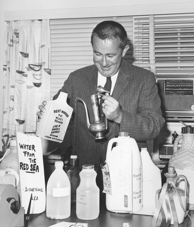 Remembering Disney Legend Jack Lindquist