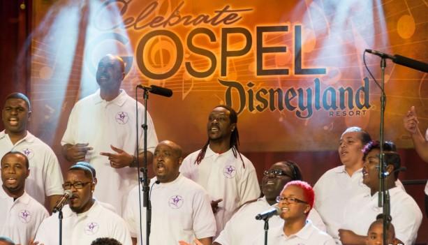 'Celebrate Gospel' Returns to the Disneyland Resort February 13