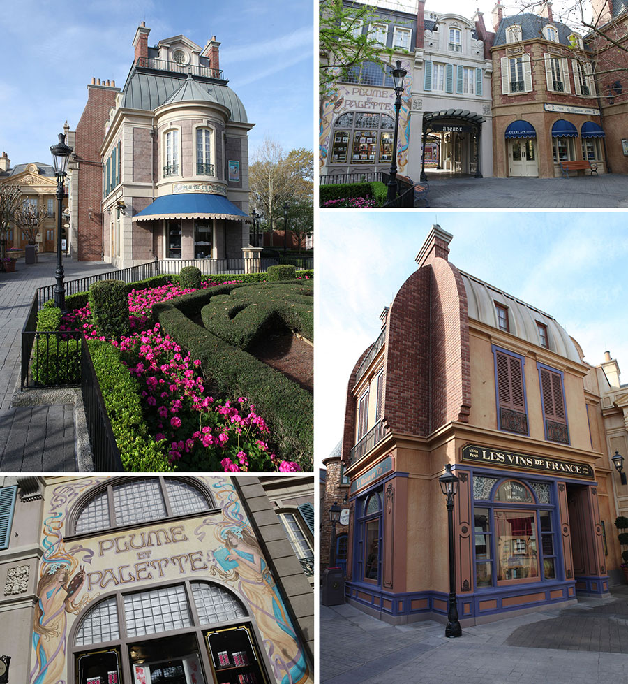 A World Showcase of Unforgettable Shopping at Epcot– France Pavilion