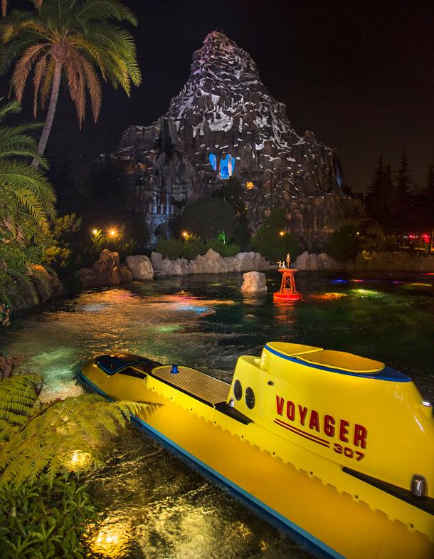 Disney Parks After Dark: Finding Nemo Submarine Voyage at Disneyland Park