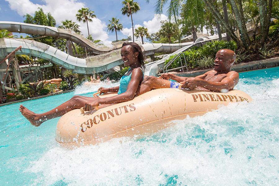 Three Must-Do's For Tweens at Disney's Typhoon Lagoon Water Park