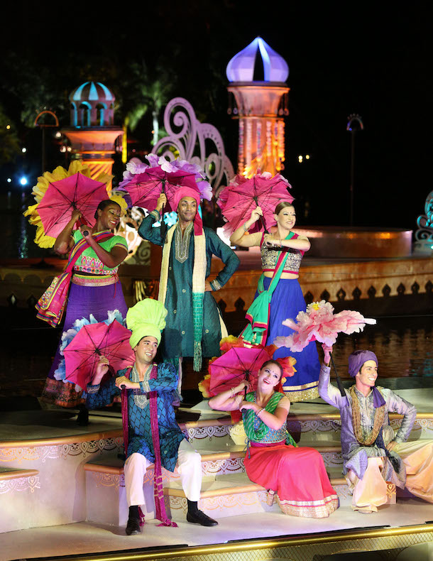 PHOTOS: 'The Jungle Book: Alive With Magic' Debuts at Disney's Animal Kingdom