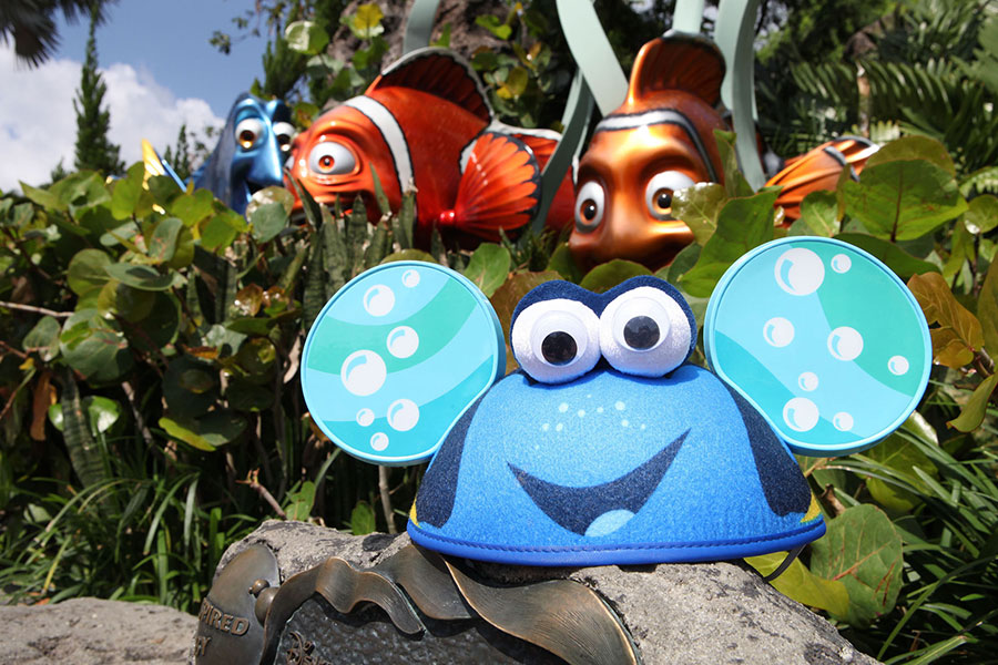 Just Keep Swimming with New 'Finding Nemo' Products from Disney Parks