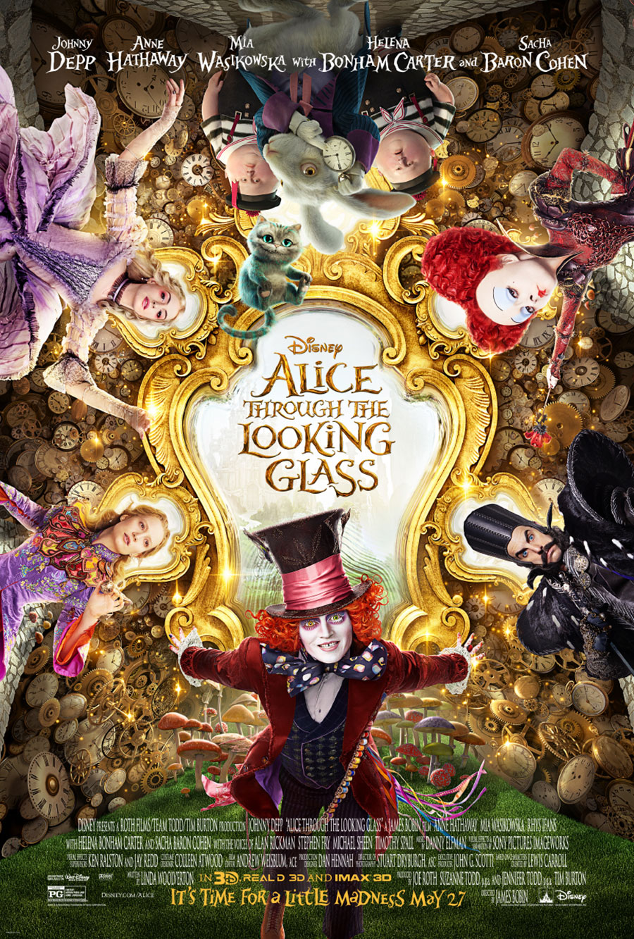 Sign Up for the Disney Parks Blog 'Alice Through The Looking Glass' Meet-Up at Disney Springs