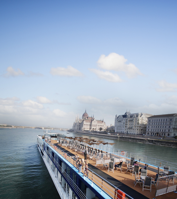 Room with a View: Sailing the Danube River with Adventures by Disney