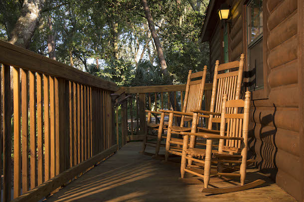 Room With A View: The Cabins at Disney's Fort Wilderness Resort