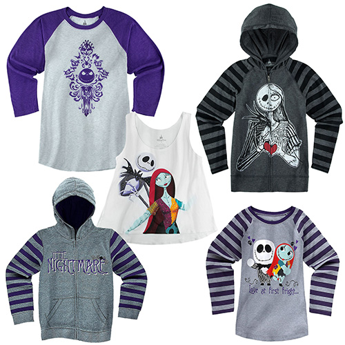 New Frightfully Fun Products from 'Tim Burton's The Nightmare Before Christmas' at Disney Parks