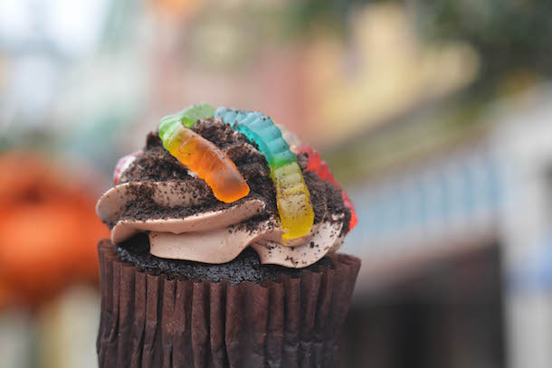 Specialty Treats Materialize During Mickey's Not-So-Scary Halloween Party at Magic Kingdom Park