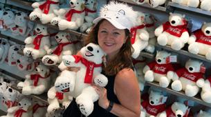 Coca-Cola Polar Bear Will Debut Soon at Disney Springs