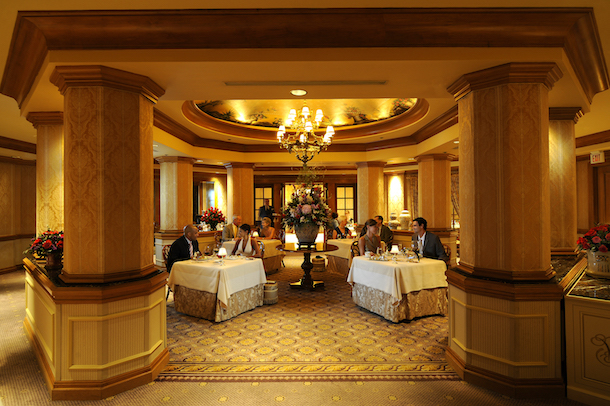 Victoria & Albert's at Walt Disney World Resort Voted #2 Restaurant in U.S. by TripAdvisor