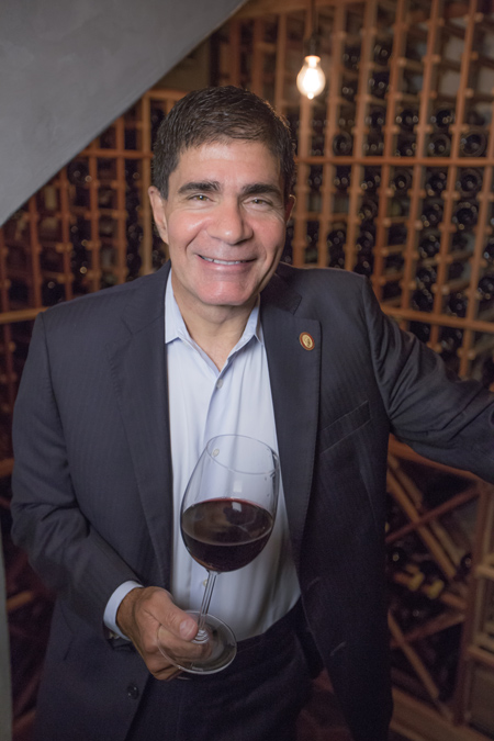 Wine Bar George, Featuring Master Sommelier George Miliotes, Opens Fall 2017 at Disney Springs at Walt Disney World Resort