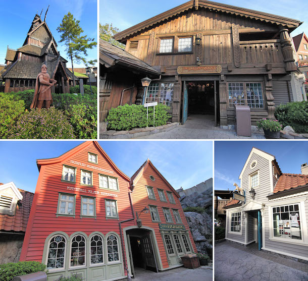 A World Showcase of Unforgettable Shopping at Epcot – Norway Pavilion