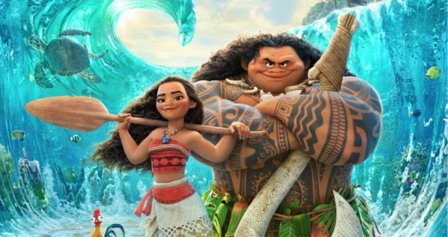 Wildlife Wednesday: Sea Turtles and Disney's Moana – A Shared Journey