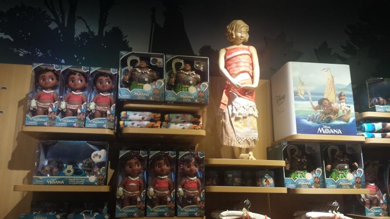 Moana Collectables