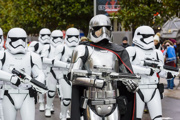 Season of the Force is Strong at Disneyland Paris