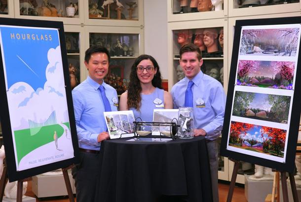 Walt Disney Imagineering Design Competition Challenges Next Generation of Makers