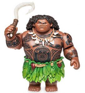 Maui Singing Figure