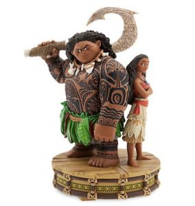 Moana and Maui Limited Edition Figurine