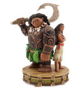 Moana and Maui Limited Edition Figurine