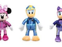Disney Roadster Racers Mini Soft Toys
